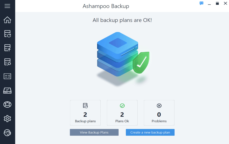 Ashampoo backup Patch & Keygen Free Download
