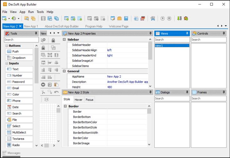 DecSoft App Builder Full License Key Tested Free Download