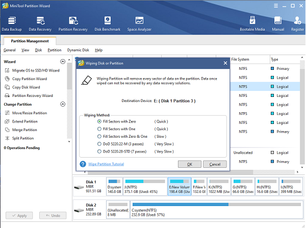 MiniTool Partition Wizard Keygen & Serial Key Tested Free Download