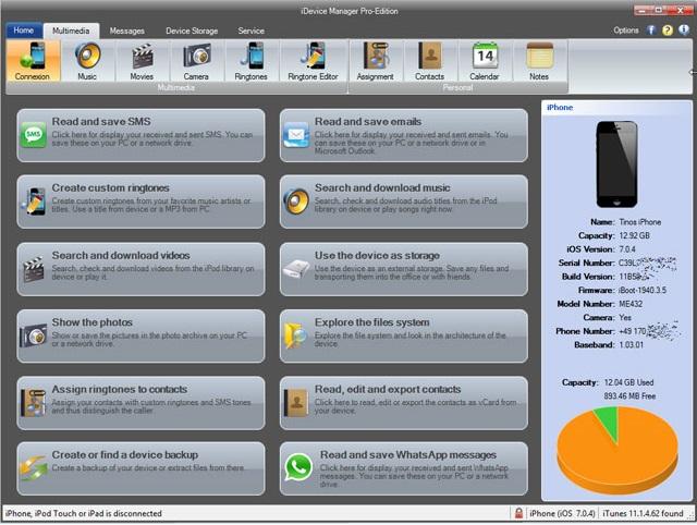 iDevice Manager Pro Keygen & Activator Free Download