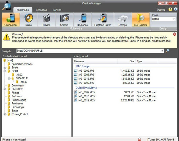 iDevice Manager Pro Patch & Serial Key Tested Free Download