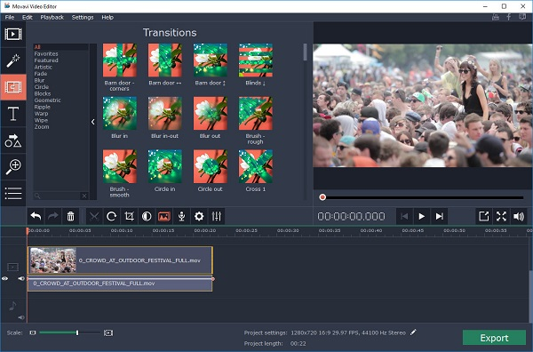Movavi Video Editor Activator & Serial Key Tested Free Download