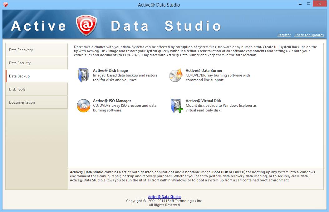 Active@ Data Studio Patch & Keygen Free Download