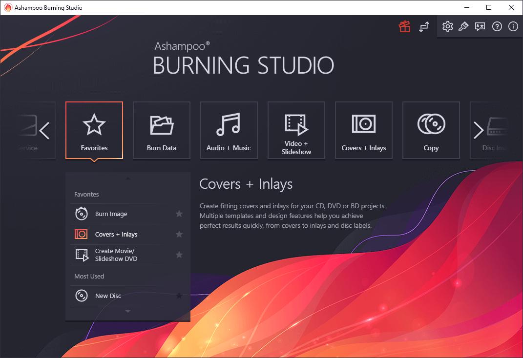 Ashampoo Burning Studio Patch & Keygen Free Download