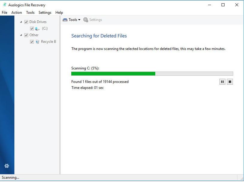 Auslogics File Recovery Patch & Keygen Free Download