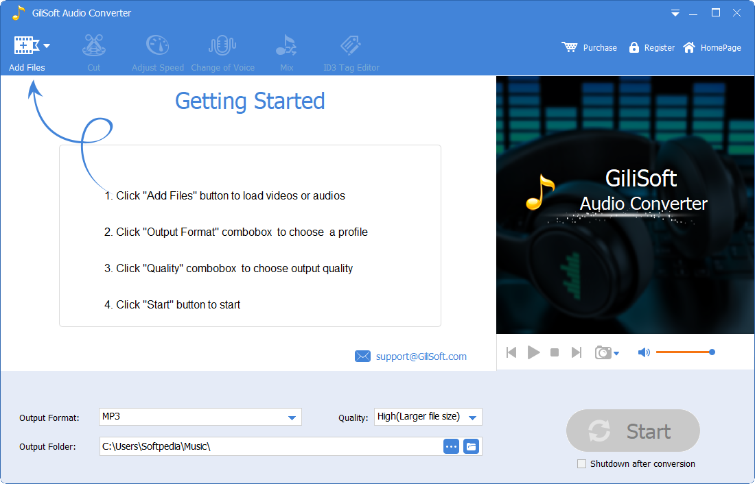 GiliSoft Audio Toolbox Patch & Serial Key Free Download