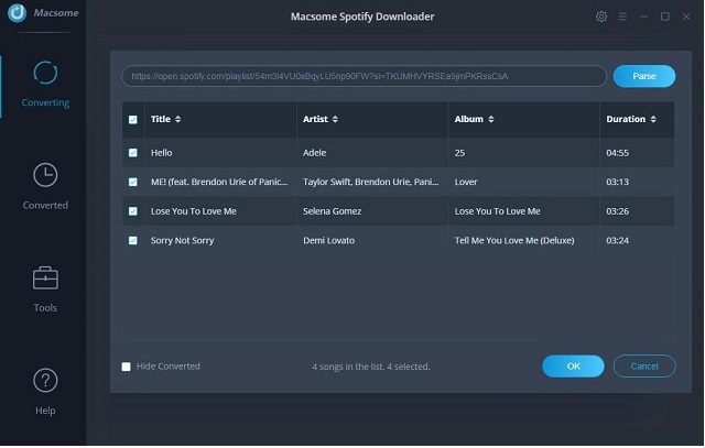 Macsome Spotify Downloader Activator & Serial Key Free Download