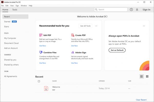 Adobe Acrobat Pro DC Full Crack & Serial Key Free Download