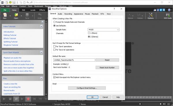 Wavepad Full Keygen & Activator Latest Free Download