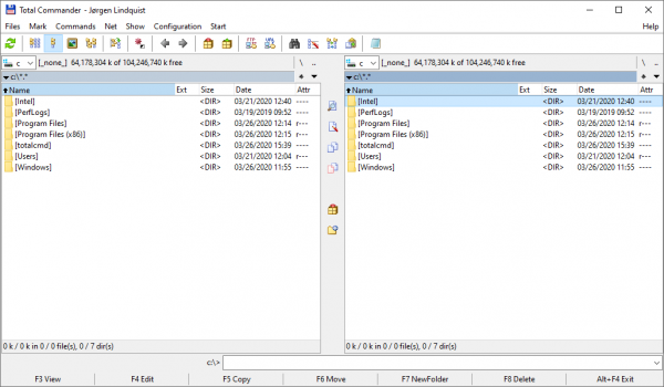 Total Commander Full Patch & Serial Key Tested Free Download