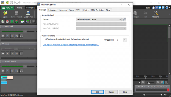 NCH MixPad Activator & Serial Key Latest Free Download